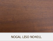 NOGAL LISO NO401L